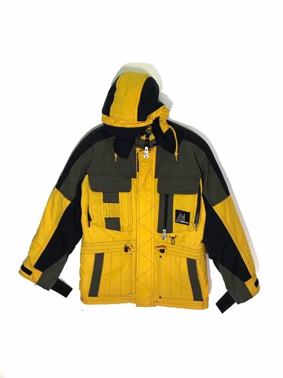 Rare Vintage A1 Regina  Hooded Ski Jacket  Size Me
