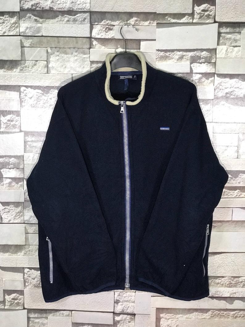 0c68dfd8c3ca Vintage Nigel Cabourn Fleece Jacket Size Large L   Nigel