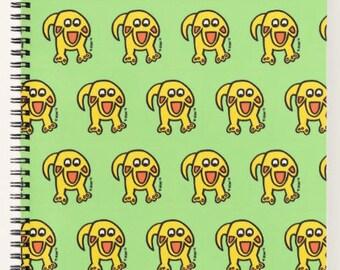 Doggie Notebook