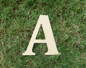 Wood Letters, Unfinished Wood Letters, Letters, Wood Numbers, MDF Letters, Craft Letters, Paintable Letters, Fancy Font