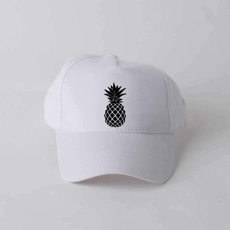 2cf74c3e14e Pineapple Cap Embroidered Cap Graphic Cap Graphic Hat Men