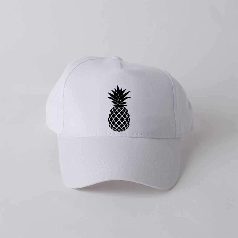 14dc533a97dc2 Pineapple Cap Embroidered Cap Graphic Cap Graphic Hat Men