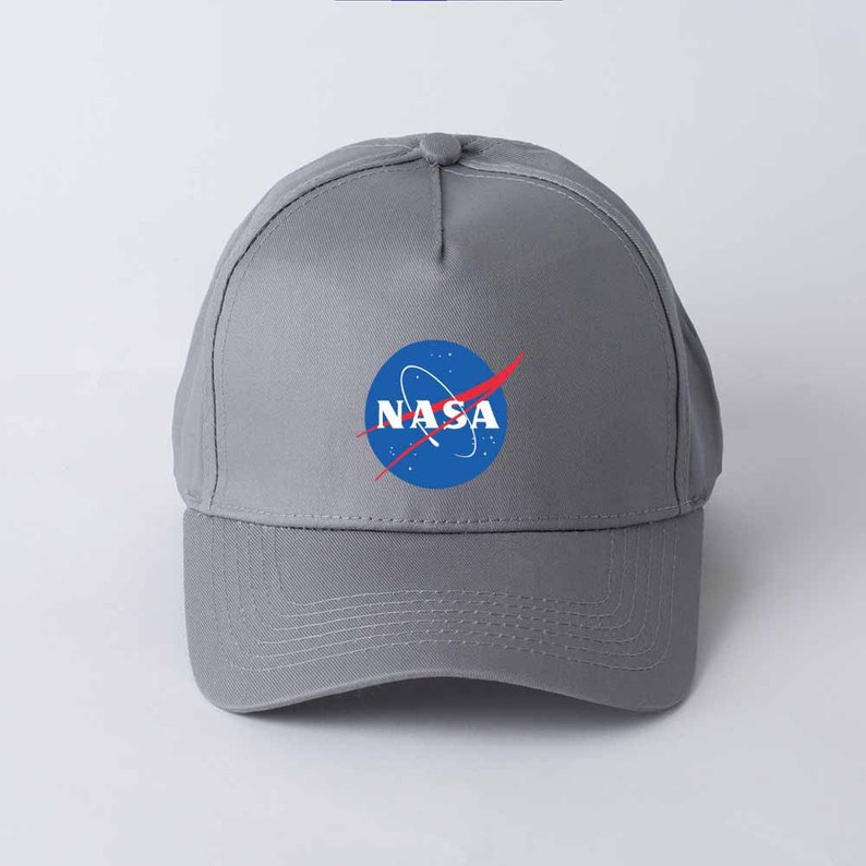 a4c40c3c829 Nasa Baseball Cap Head Wear Embroidered Hat Personalized Sport