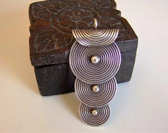 Sterling Silver pendant. Ethnic Jewellery. Silver Jewellery. Pendant ethnic silver. Silver Pendant. Ethnic jewelry. Silver jewelry.