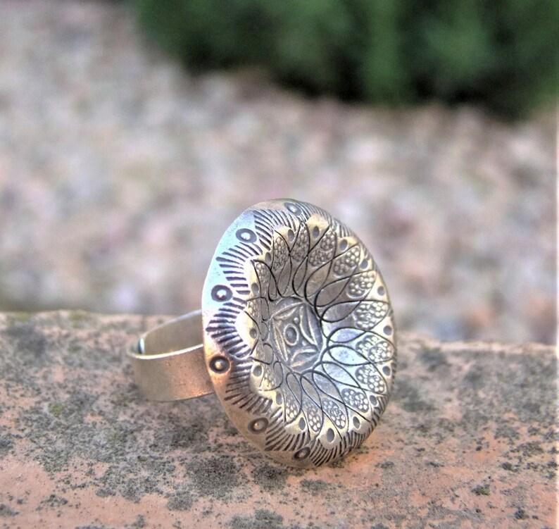 Ethnic ring Silver ring Silver ring Silver Jewellery Ethnic jewelry Ethnic Jewellery Silver jewelry.