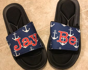 117603b8fafc26 Personalized sandals