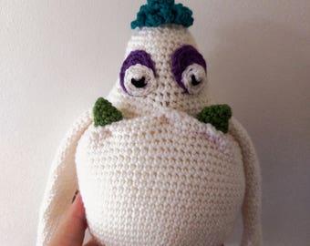 Monster #2 crochet pattern