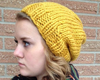 Beanie Slouch Hat