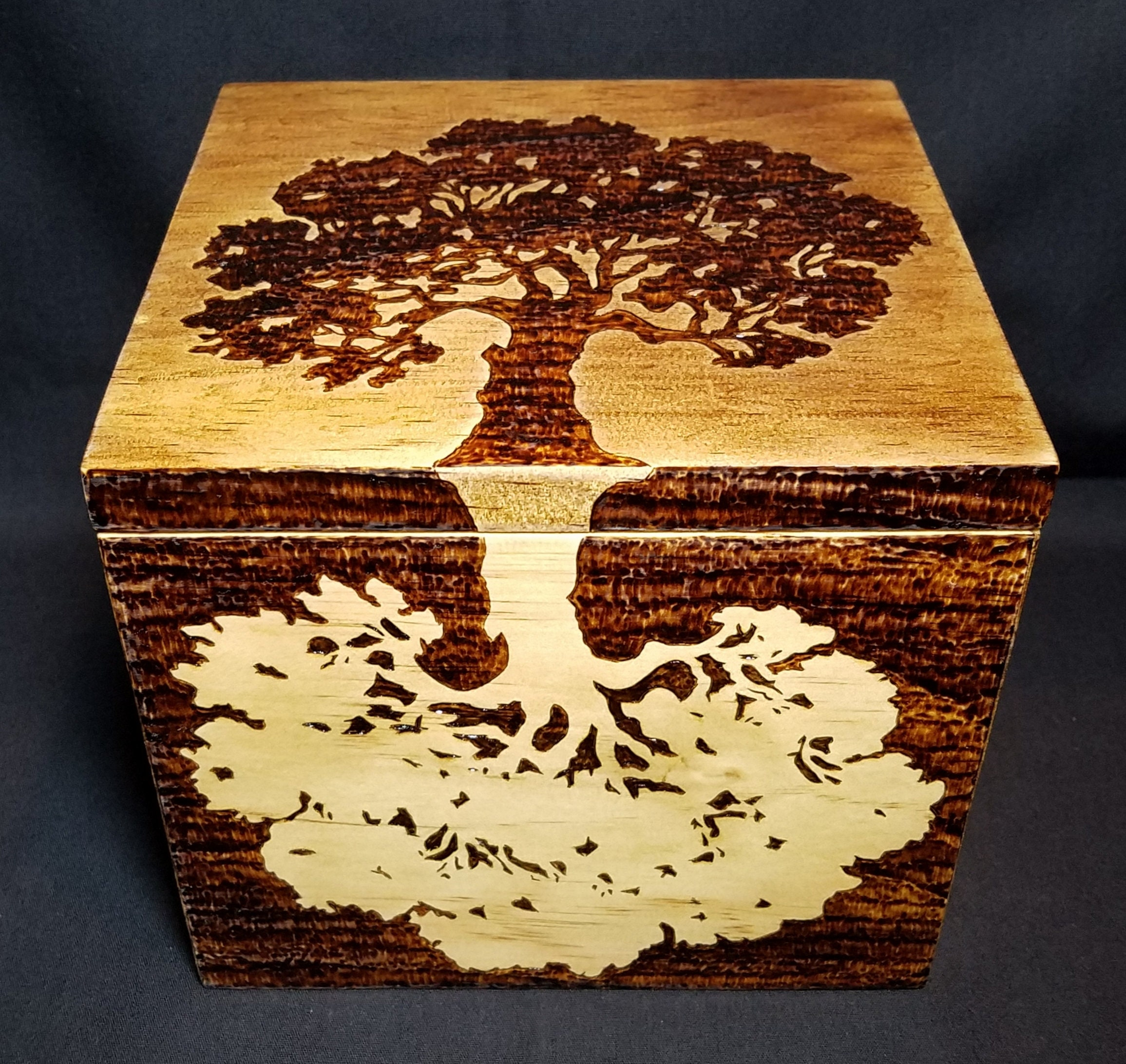 Image result for wood burn tree of life