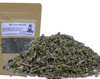 Munchie Miracle - Kitty Reef Organic Catnip Blend