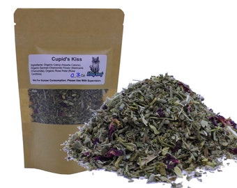 Cupid's Kiss - Kitty Reef Organic Catnip