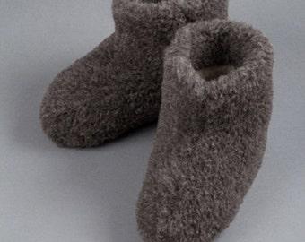 1e2892d030d65 Merino wool slippers   Etsy