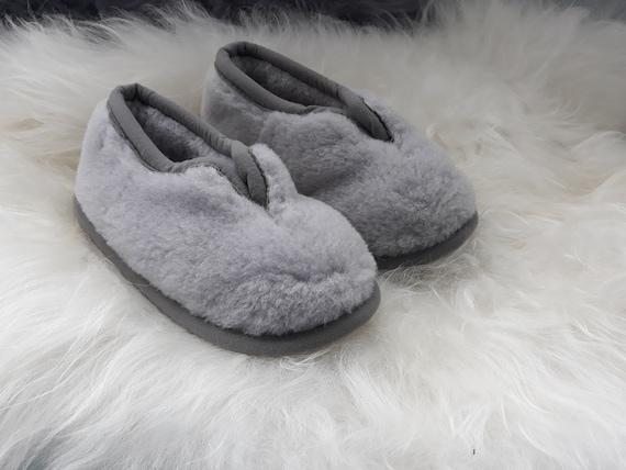new york differently pretty nice Alpaca Grey Wool Womens/Mens Slippers Ladies Alpaca Skin | Etsy