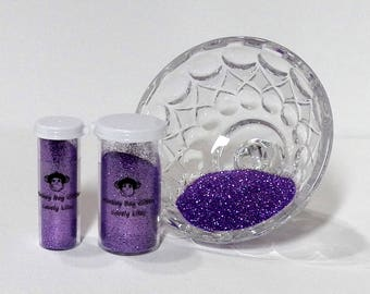 Lovely Lilac Glitter-Extra Fine 0.008-Many Other Color Options-2 Sizes-Visit Our Shop! B-48