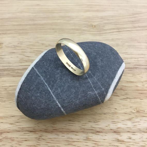 Wedding ring,gold wedding ring,wedding band,5mm we