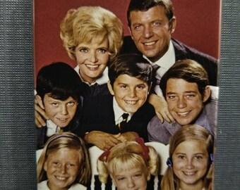 The Brady Bunch FRIDGE MAGNET movie poster