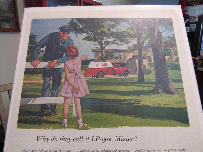 LP Gas Ad