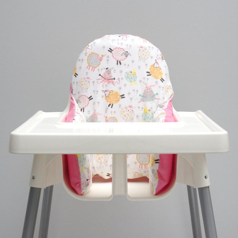Süße Rosa Schafe Ikea Hochstuhl Kissen Etsy