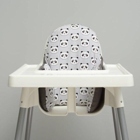 Awe Inspiring Panda Ikea High Chair Cover Ikea Antilop High Chair Cushion Cover Pillow Slipcover High Chair Pad With Or Without Cushion Ikea Pyttig Short Links Chair Design For Home Short Linksinfo