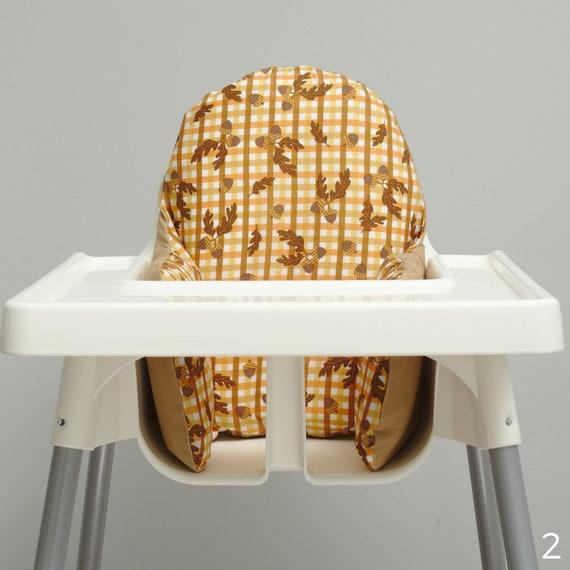 Fabulous Ikea High Chair Cushion Cover Birthday High Chair Cover Antilop Highchair Insert Pad Baby Nursery Decor Baby Led Weaning Blw Spiritservingveterans Wood Chair Design Ideas Spiritservingveteransorg