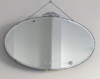 Outstanding Art Deco Mirror Etsy Download Free Architecture Designs Terchretrmadebymaigaardcom