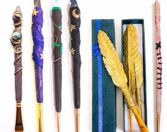 Gifts for Artists, Custom Paint Brush Set