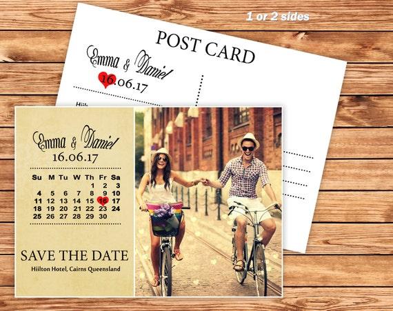 calendar save the date calendar invitations digital etsy
