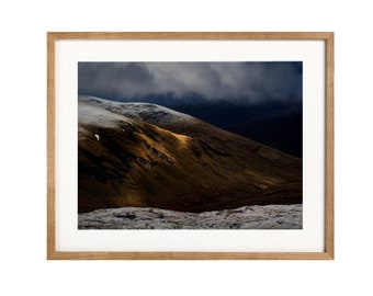 Essence of Highlands - Fine Art Print (12 x 8 inch)