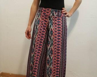 Skirt Cotton pants