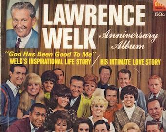 LAWRENCE WELK Anniversary Album MAGAZINE