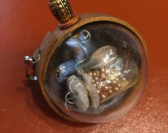 Clockwork Grenades - Steampunk Weapon Prop