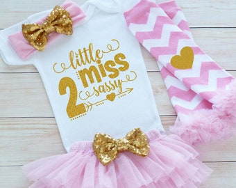 2nd Birthday Girl Outfit, Second Birthday Outfit Girl, 2nd Birthday Outfit, Birthday Gift, Second Birthday Girl Shirt, 2nd Birthday Bodysuit