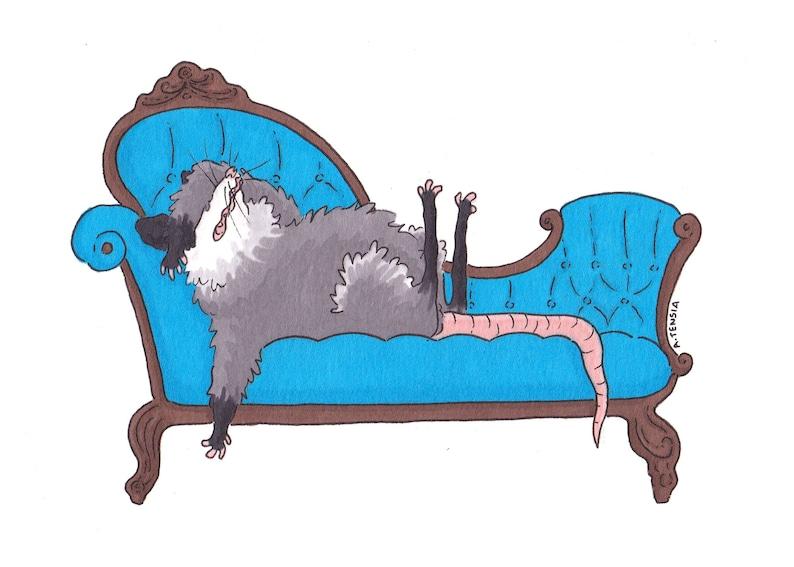 Possum Chaise image 0