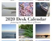 South Shore Nature Photography -  2020 Desk Calendar - Printable!
