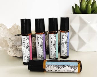 Essential Oils - Organic