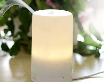 Diffuser - ultrasonic aromatherapy diffuser (Car/Office: USB - 80ml | 4hrs)