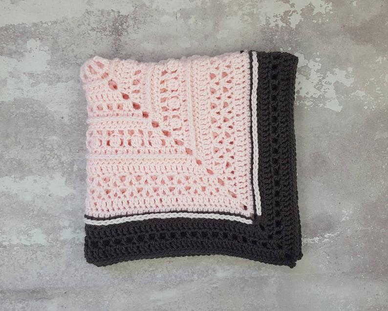 milestone Baby blanket photo prop