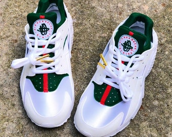 newest 7a077 98aa3 Premium Designer Inspired Nike Huaraches Custom