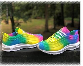 Pastel Colors Nike Air Max 97 Custom PLEASE READ   Etsy