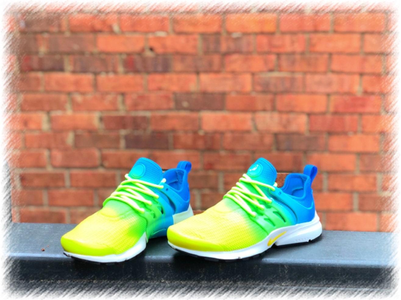 dbd258f7a3d0b Summer Colors Nike Presto Customz