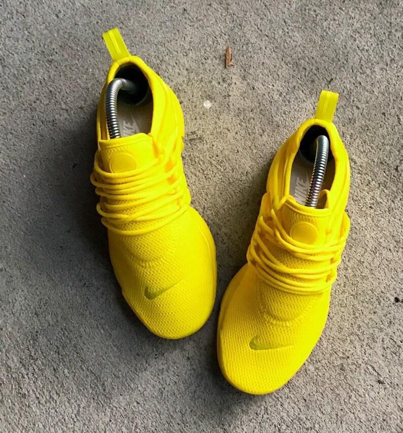 6640ea05450e Sunshine Yellow Nike Presto Custom PLEASE READ DESCRIPTION