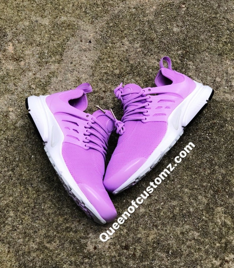 1c1255724784d Lavender Custom Nike Presto (Please Read Description)