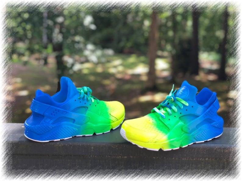 pretty nice 1153c 253aa Perfect Summer Nike huarache Custom