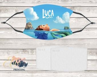 Customize Luca Mask