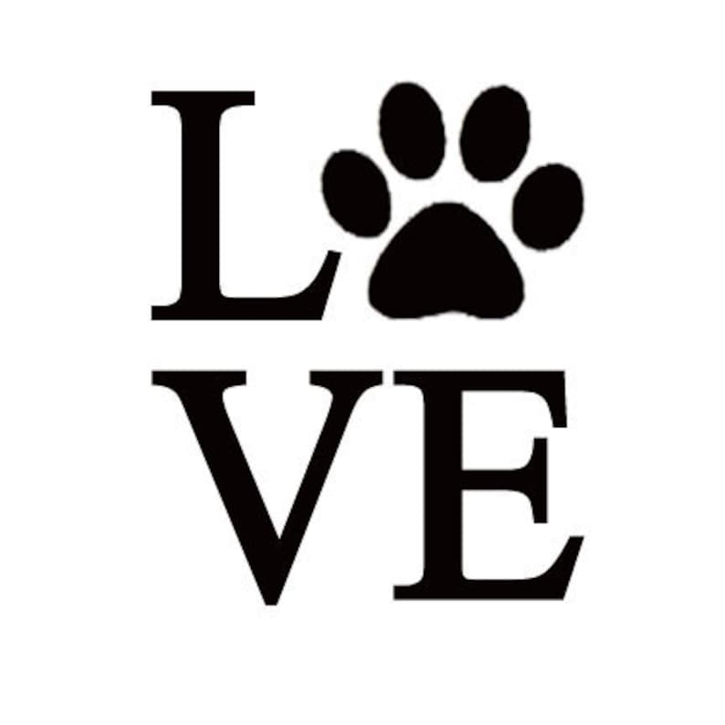 Love Decal image 1