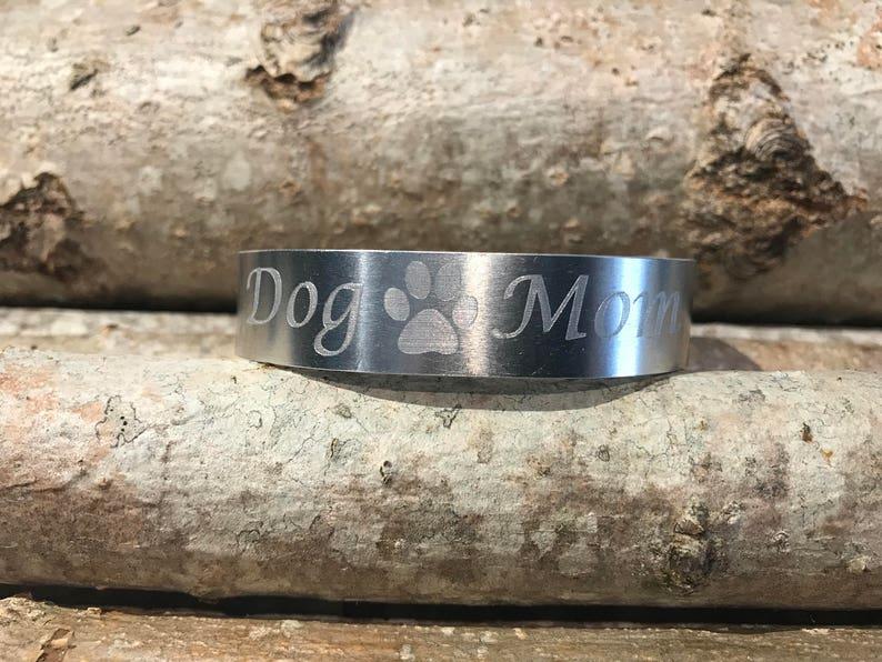 Dog Mom Bracelet image 1