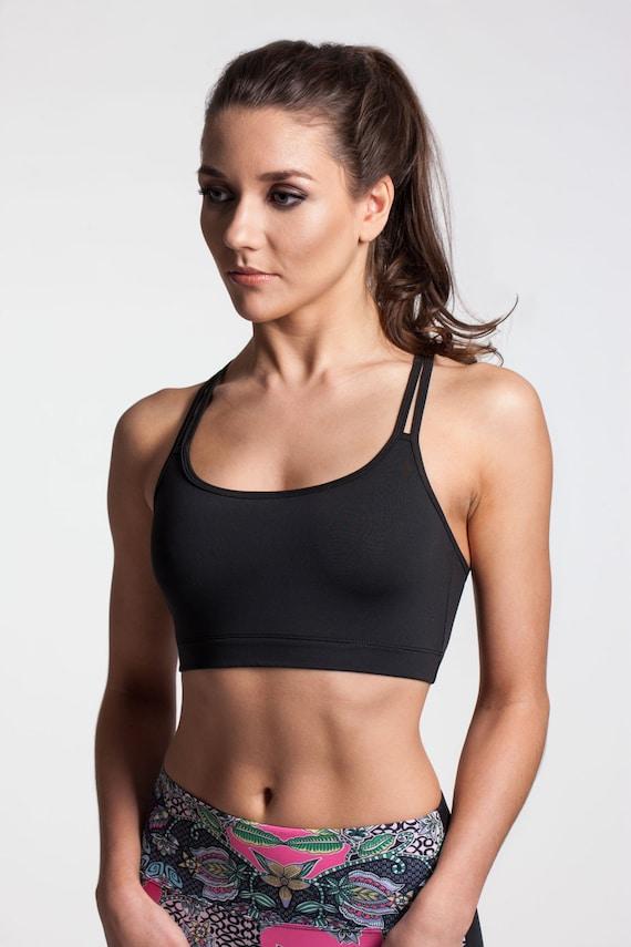 Yoga-Sport-BH BH Riemchen Yoga Yoga Bralette Workout-BH | Etsy