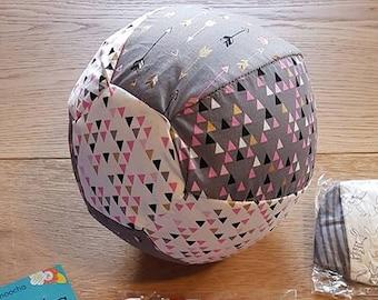 Balloon Cover Balls Handmade Custom Made to Order   Choose Fabric   licensed, girl, boy, unisex fabrics   Mia Moocha