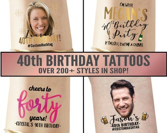 40th Birthday Favors Cheap Cheers To 40 Years And Beers Party Funny Ideas Custom
