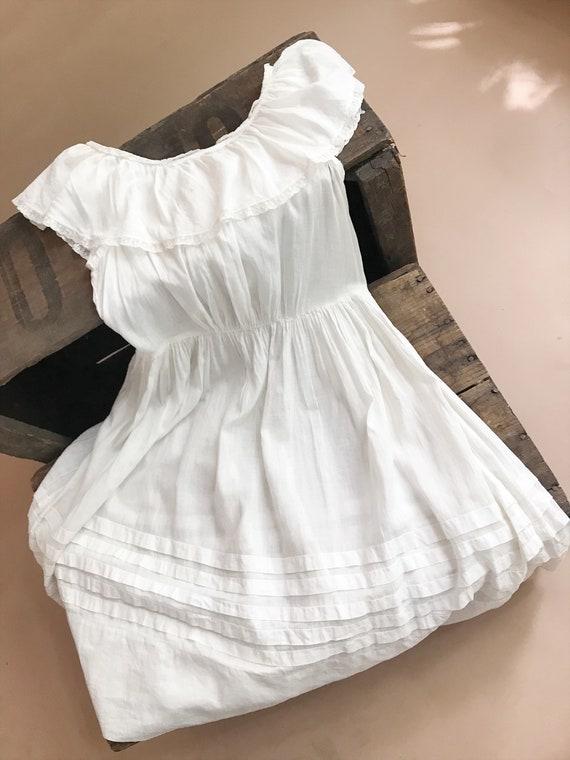 vintage girls spanish dress